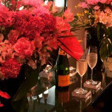 シャンパン店内写真